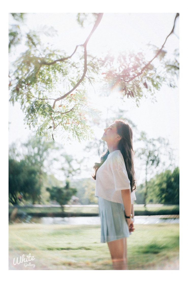 A Girl Long Hair (Alyss CharIs)